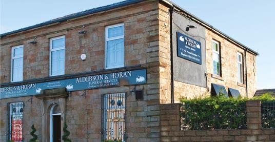 Alderson & Horan office